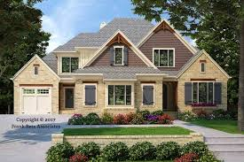 craftsman style house plans. Elevation Craftsman Style House Plans