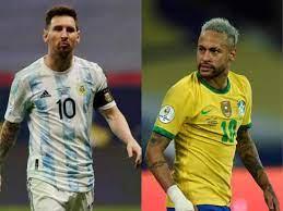 Forget the Euros, Argentina vs Brazil ...