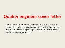 Best Quality Assurance Cover Letter Examples Best Ideas Of Cover
