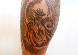 Tetování Na Lýtko Pánové Tattoo Eklipse