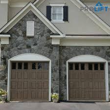 can you paint a fiberglass garage door