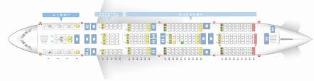 airbus a380 seating chart seat map airbus a380 800 singapore airlines best seats in