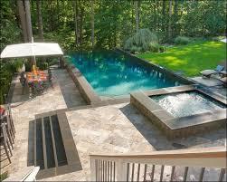 Beautiful Backyard Pools Model Best Design