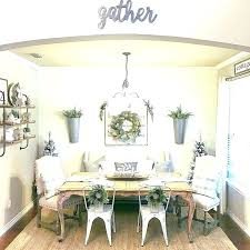 rustic kitchen wall decor dining room best ideas on cabin decorating pict