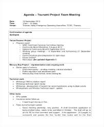 Political Agenda Template Cool Project Team Meeting Agenda Template Templates Kickoff Deepwaters