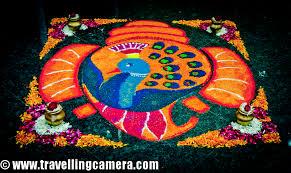 office decor for pongal. diwali rangoli art at adobe photo journey office decor for pongal