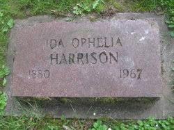 Ida Ophelia Daniel Harrison (1880-1967) - Find A Grave Memorial