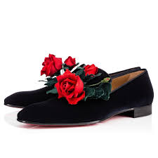 Red Designer Loafers Mens Christian Louboutin Casano Flat Christianlouboutin Shoes