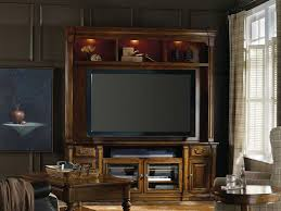 hooker furniture entertainment center. Hooker Furniture Tynecastle Medium Wood 85\u0027\u0027L X 21\u0027\u0027W Entertainment Center N