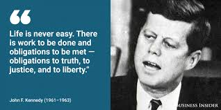 President Quotes Extraordinary Leadership Quotes From John F Kennedy The 48th US President