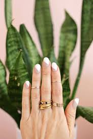 Best 25+ Modern nails ideas on Pinterest | White nail art, Simple ...
