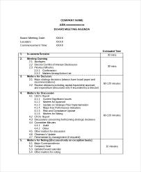 Company Agenda Ukranagdiffusion Extraordinary Business Meeting Agenda Format