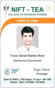 pany badge template professional id card free security vertical i id card