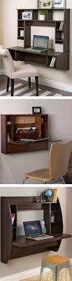 Best 25+ Wall mounted desk ideas on Pinterest   Floating wall desk ...