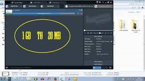 How To Shrink Video Size Without Reducing Quality 1 Gb To 20 Mb