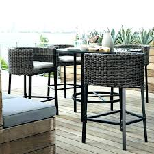 counter height patio sets counter height patio table outdoor counter height patio furniture designs counter height