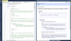Software Documantation Doing Visual Studio And Net Code Documentation Right
