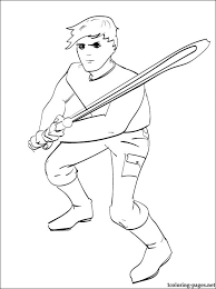 Small Picture Star Wars Luke Skywalker coloring page Coloring pages