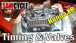 small honda dirtbike xr80 xr100 ignition timing and valve small honda dirtbike xr80 xr100 ignition timing and valve clearance 0 steps