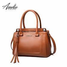 <b>AMELIE GALANTI</b> Brand <b>Women Handbag Female</b> Casual Totes ...