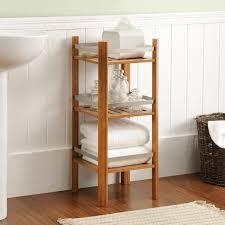 Towel Storage Cabinet Bathroom Fantastic Bathroom Linen Tower Corner Towel Storage