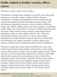 ... 16. Fields related to facility security officer ...