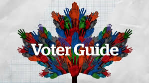 How To Make Ballots On Microsoft Word What You Need To Know To Vote In Canadas Federal Election