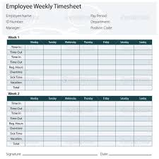 Free Monthly Timesheet Template Excel Free Printable Timesheet Templates Timesheet Template Free