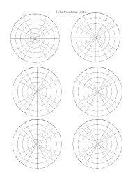 Best Photos Of Polar Plane Graph Paper Polar Coordinate