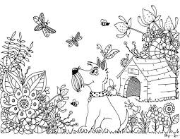 Quality of the picture is important here. The Best Free Dog Coloring Pages Skip To My Lou