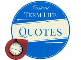 Term Life Insurance Instant Quotes