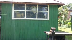 how to paint a garden shed diy home tutorial guidecentral