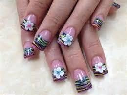 Nail Art Flowers Flower nail art designs acrylic
