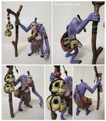witch doctor dota 2 by linayto on deviantart