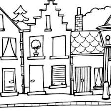 Small Picture Haunted House Color Page Cool Pages Coloring Pages Wallpaper Part