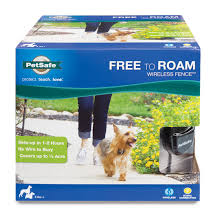 Free To Roam Wireless Fence System By Petsafe Pif00 15001