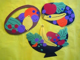 Fruit Basket Craft Ideas How To Make Fruit Basket With Chart