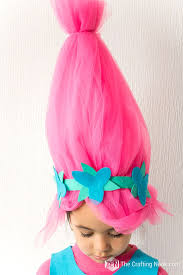 if you like this poppy troll costume tutorial don t forget to share and pin