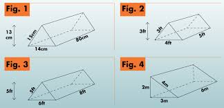 4 surface area example surface area of a prism+cylinder answer: How To Find The Surface Area Of Right Angled And Isosceles Triangular Prisms Owlcation
