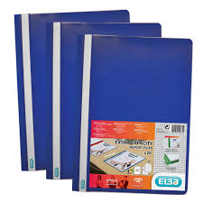 the office centre. Elba A4 Blue Report File (Pack Of 50) 400055030 The Office Centre