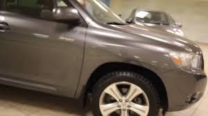 2009 Toyota Highlander AWD Sport 7-Passenger - 161421B - YouTube