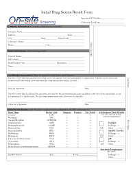 Drug Testing Flow Chart Pin On Drug Screen Forms