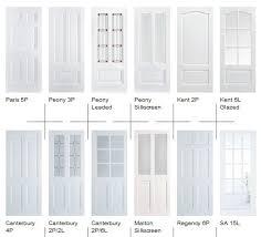6 panel white interior doors. KD Joiners: Internal Doors 6 Panel White Interior I