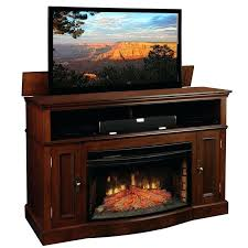 electric fireplace tv stand white hogan electric