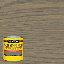 Minwax Charcoal Grey Minwax 1 Qt Wood Finish Classic Gray Oil Based Interior Stain