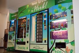 Vending Machine Break In Extraordinary Break Room Vending Machines I IHerb Office Photo Glassdoor