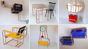 make your own doll furniture. Design Your Own Furniture With This Domesticated Building Set Make Doll Gizmodo Australia