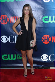 Danielle Campbell at the CW portion of the TCA Summer Press Tour.