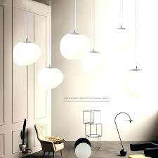 globe pendant light lights white glass ball lamp re suspension kitchen fixture lighting large shade opal pendants