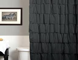 grey chevron shower curtain urban smlf